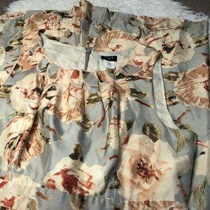 J.Crew floral dress